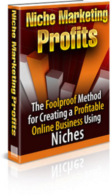 Product picture Niche Marketing Profits